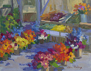 Grocery Store Originals - Market Day by Diane McClary