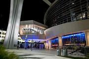 Marlins Prints - Marlins Park Stadium Miami 10 Print by Rene Triay Photography