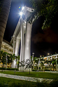 Marlins Prints - Marlins Park Stadium Miami 11 Print by Rene Triay Photography