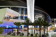 Marlins Park Stadium Miami 5 Print by Rene Triay Photography