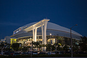 Marlins Prints - Marlins Park Stadium Miami Print by Rene Triay Photography