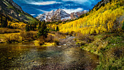 Mike Kim - Maroon Bells Creek