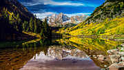 Mike Kim - Maroon Bells Lake