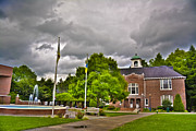 Western Carolina University Photos - Marsbanks Hall at Mars Hill College by Ryan Phillips