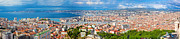View Art - Marseille France panorama famous harbour by Photocreo Michal Bednarek