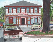 Barnstable Ma Prints - Marstons Mills Cash Market Print by Cliff Wilson