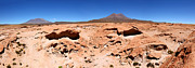Bolivia - Martian Landscapes on Earth by James Brunker