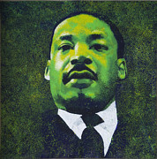 Martin Luther King Jr Prints - Martin Luther King Jr Print by Carol M Highsmith