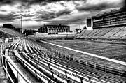 Bleachers Photos - Martin Stadium on the Washington State University Campus by David Patterson