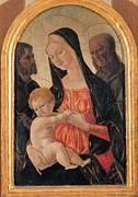 Man Holding Baby Art - Martini Francesco Di Giorgio, Workshop by Everett