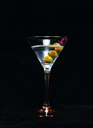 Spirits Photos - Martini by Paul Ward
