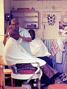 Merton Allen - Martinique Barber Shop