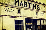 Grocery Store Prints - Martins General Store Print by Steven Bateson