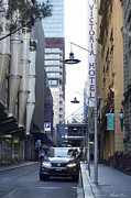 Collins Photo Prints - Marvellous Melbourne 5 Print by Linda Lees