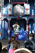 Maryland Renaissance Festival - A Fool Named O - 12123 Print by DC Photographer