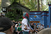 Fool Framed Prints - Maryland Renaissance Festival - A Fool Named O - 121239 Framed Print by DC Photographer