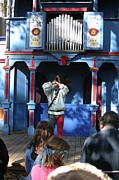 Maryland Renaissance Festival - A Fool Named O - 12124 Print by DC Photographer