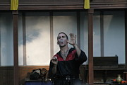 Performer Art - Maryland Renaissance Festival - Johnny Fox Sword Swallower - 1212122 by DC Photographer