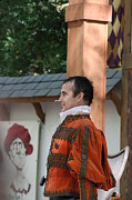 Comedians Art - Maryland Renaissance Festival - Johnny Fox Sword Swallower - 121236 by DC Photographer