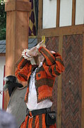 Comedians Art - Maryland Renaissance Festival - Johnny Fox Sword Swallower - 121249 by DC Photographer