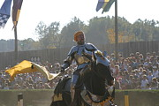 Dress Prints - Maryland Renaissance Festival - Jousting and Sword Fighting - 1212142 Print by DC Photographer