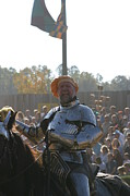 Knight Framed Prints - Maryland Renaissance Festival - Jousting and Sword Fighting - 1212147 Framed Print by DC Photographer