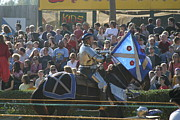 Armour Prints - Maryland Renaissance Festival - Jousting and Sword Fighting - 1212152 Print by DC Photographer