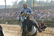 Ages Art - Maryland Renaissance Festival - Jousting and Sword Fighting - 1212165 by DC Photographer