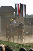 Knight Art - Maryland Renaissance Festival - Jousting and Sword Fighting - 1212178 by DC Photographer
