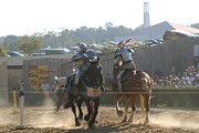 Fighting Art - Maryland Renaissance Festival - Jousting and Sword Fighting - 1212188 by DC Photographer
