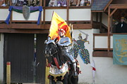 Armor Prints - Maryland Renaissance Festival - Jousting and Sword Fighting - 121219 Print by DC Photographer