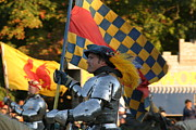 English Photo Prints - Maryland Renaissance Festival - Jousting and Sword Fighting - 121221 Print by DC Photographer