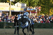 Knight Art - Maryland Renaissance Festival - Jousting and Sword Fighting - 121232 by DC Photographer