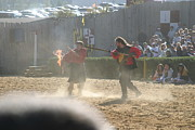 Medieval Art - Maryland Renaissance Festival - Jousting and Sword Fighting - 121291 by DC Photographer