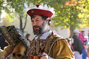 English Art - Maryland Renaissance Festival - Kings Entrance - 12125 by DC Photographer