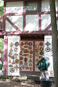 Shops Prints - Maryland Renaissance Festival - Merchants - 121217 Print by DC Photographer