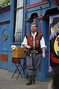 Mike Prints - Maryland Renaissance Festival - Mike Rose - 12126 Print by DC Photographer