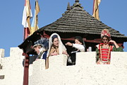 Ceremony Photos - Maryland Renaissance Festival - Open Ceremony - 12124 by DC Photographer