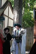 Middle Posters - Maryland Renaissance Festival - People - 121224 Poster by DC Photographer