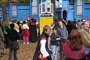 Festival Photo Framed Prints - Maryland Renaissance Festival - People - 121245 Framed Print by DC Photographer