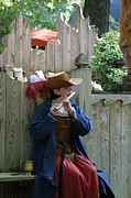 Medieval Prints - Maryland Renaissance Festival - People - 121254 Print by DC Photographer