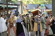 Middle Prints - Maryland Renaissance Festival - People - 12126 Print by DC Photographer
