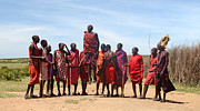 All - Masai Jumping Dance by Tom Wurl