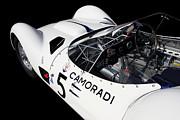 Car Posters - Maserati Camoradi Poster by Wingsdomain Art and Photography