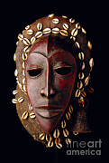 Vanessa Vick - Mask From Ivory Coast