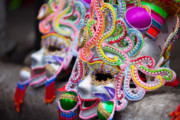 Festivals Prints - Masks Print by Derek Selander