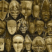 Michael Blesius - Masks