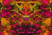 Masquerade 20140128 Print by Wingsdomain Art and Photography