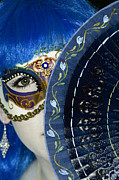 Masquerade Prints - Masquerade Print by Kyla Applegate