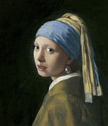 Terry Guyer - Master Copy of Vermeer...